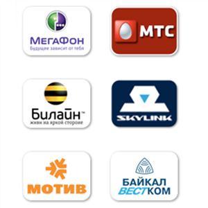 Операторы сотовой связи Алейска
