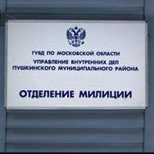 Отделения полиции Алейска