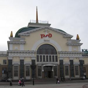 Железнодорожные вокзалы Алейска